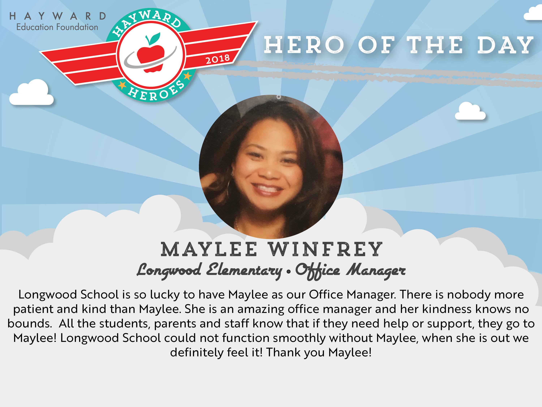 Hero a Day Slides_Winfrey Maylee