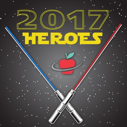 MEET THE 2017 HEROES