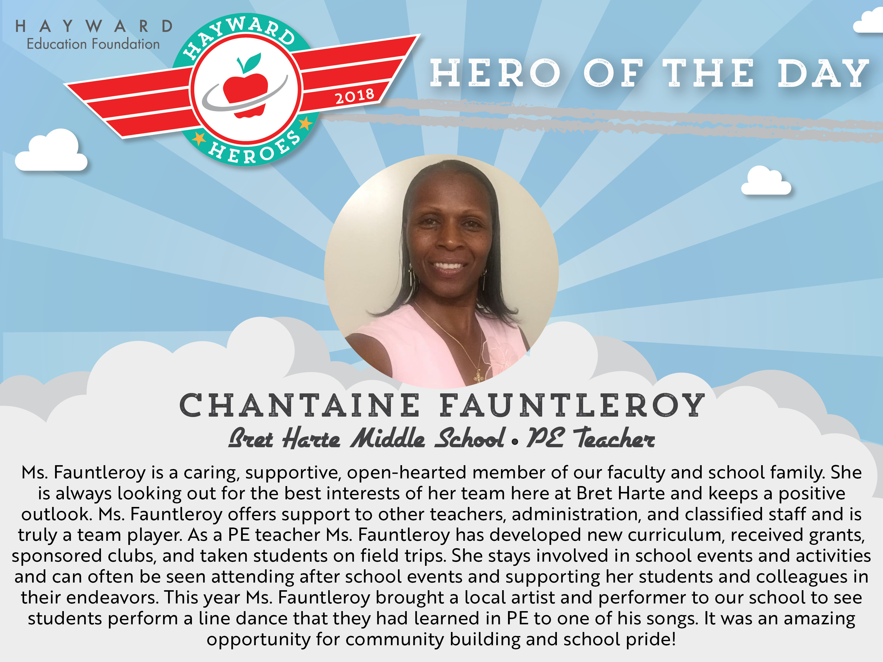 Hero a Day Slides_Fauntleroy Chantaine