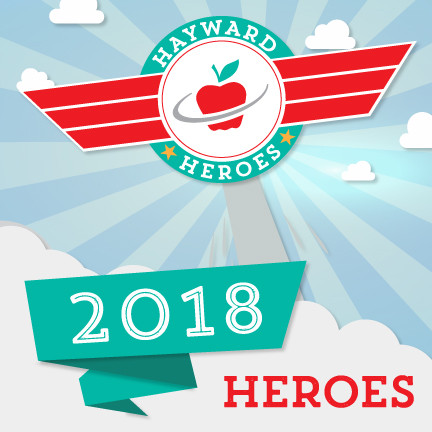 MEET THE 2018 HEROES