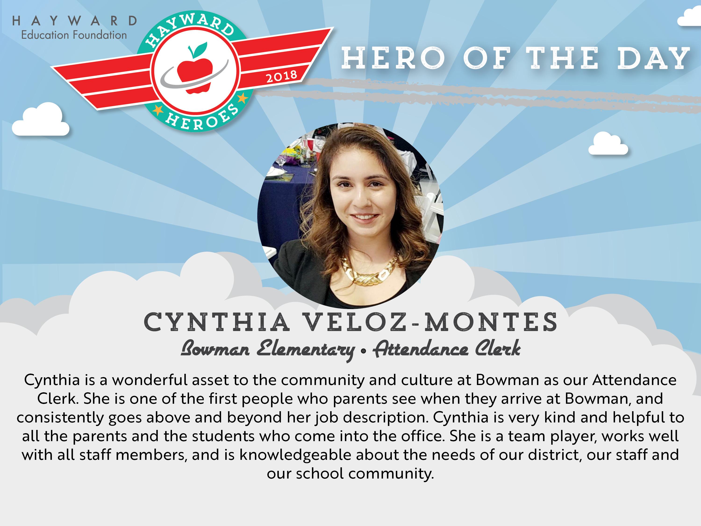 Hero a Day Slides_Veloz Montes Cynthia