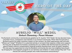 Hero a Day Slides_Medel Will