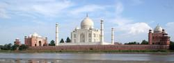 Taj Mahal, for eternal love