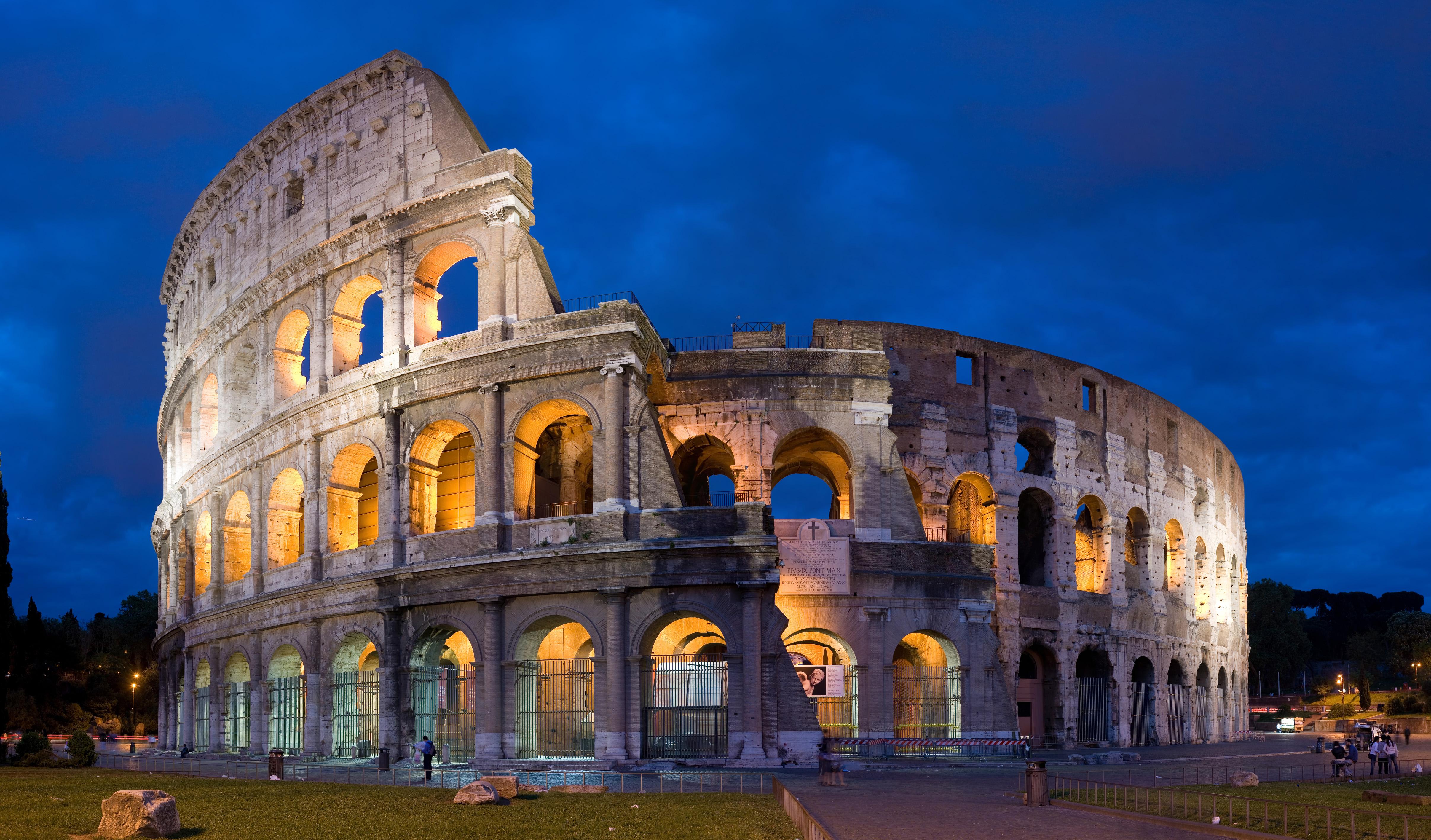 Colosseum, battle arena