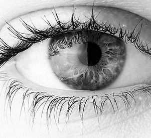 black and white eye sensational vision.j