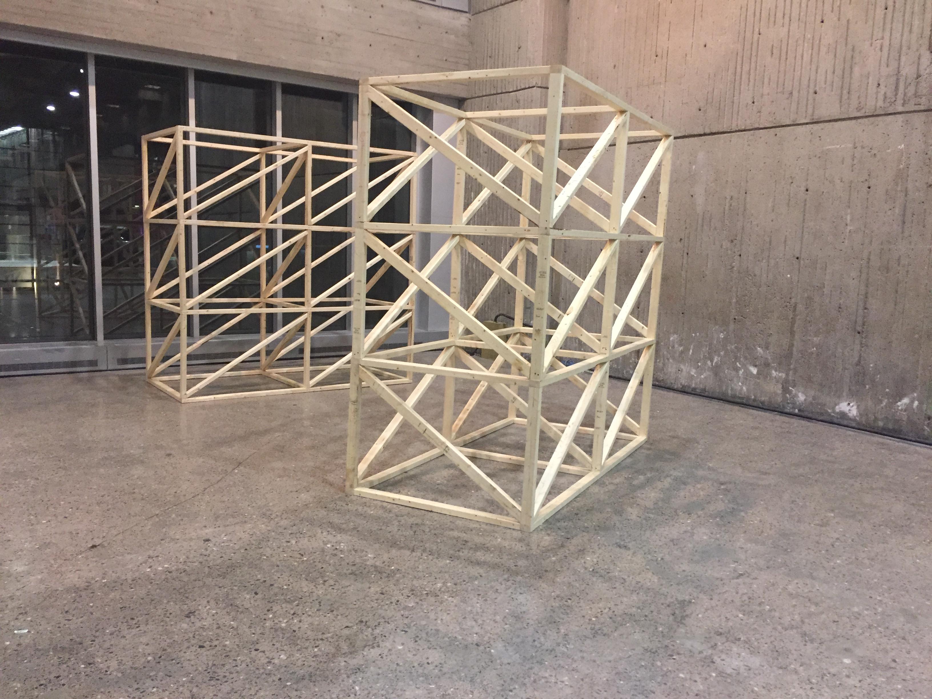 Structures décoratives