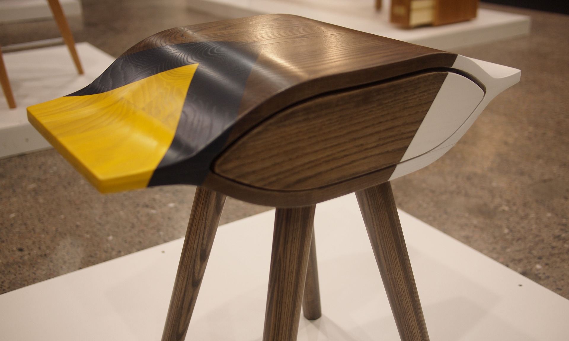 Table de chevet Ray Manta