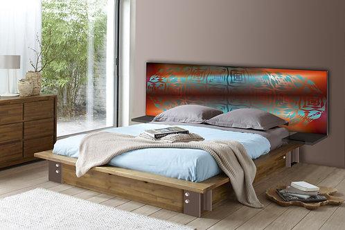 Tete de lit : Modèle Arabesque 7