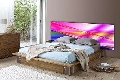 Tete de lit : Modèle Pink