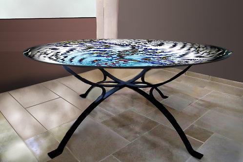 Table ronde : Modèle Globe bleu