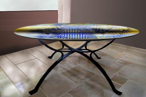 Table ronde : Modèle Bronze