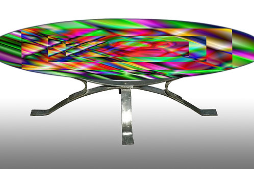 Table basse - Coffee table : Casino