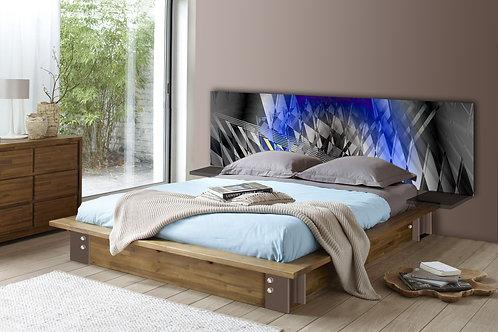 Tete de lit : Modèle Freshy