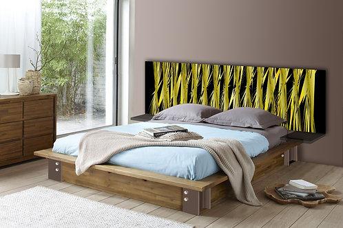 Tete de lit : Modèle Moissons