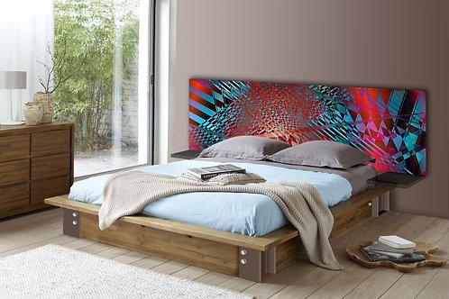 Tete de lit : Modèle Bordeaux
