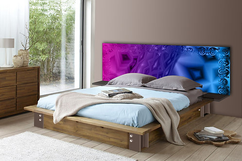 Tete de lit : Modèle Joyaux 7