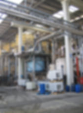 Glass-liner 28000 TYKON reactor