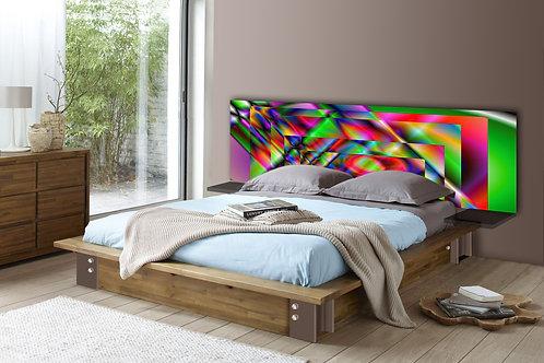Tete de lit : Modèle Casino