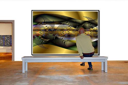 Tableau - Painting : Safari 6