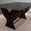 Thumbnail: Table rectangulaire 2 pieds droits :Jungle