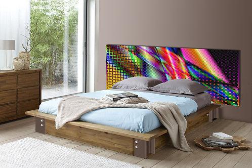 Tete de lit : Modèle Impact 7