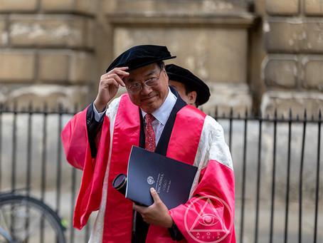 Honorary degrees awarded at Encaenia 2019 - Oxford University