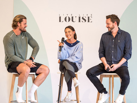 The First Ever Live.Like.Louise Event - Huge Success !