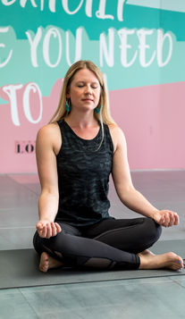 Kelly Brooke Yoga