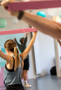 Fitness class LiveLikeLouise