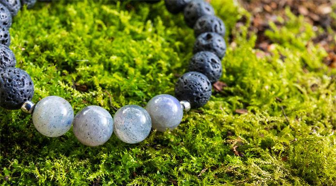 AOS Labadorite Beads