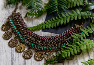 Tribal Gypsy Necklace