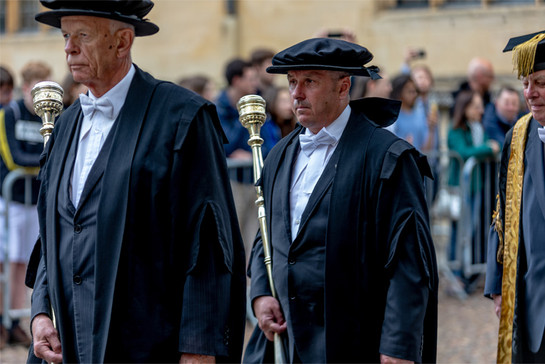 Oxford University Honorary Degrees