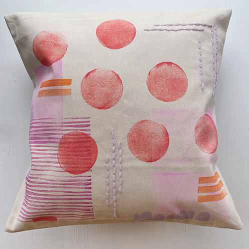 Bonita Toss Pillow Cover