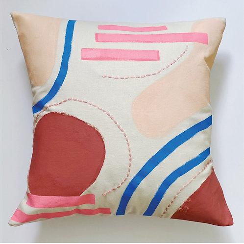 Toss Pillow Cover