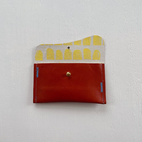 Eye Candy Leather Pouches