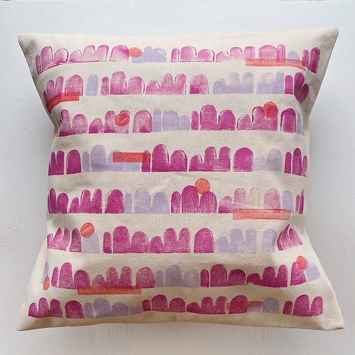 Ms. Hill Toss Pillow Cover