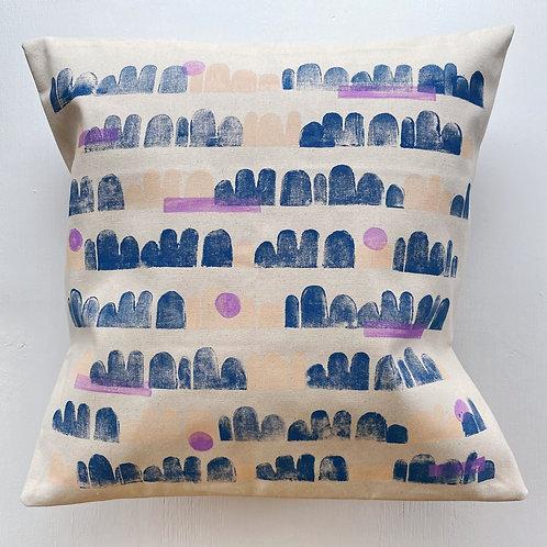 Ms. Hill Toss Pillow Cover