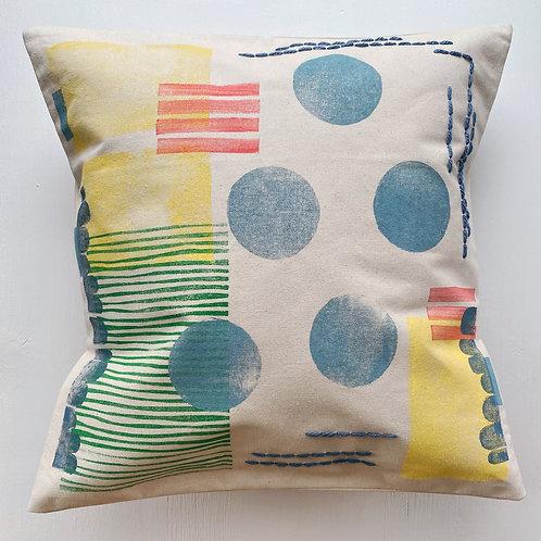 Bonita Toss Pillow Cover