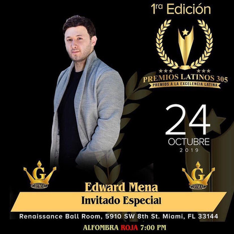 Invitado Especial - Premios Latinos 305