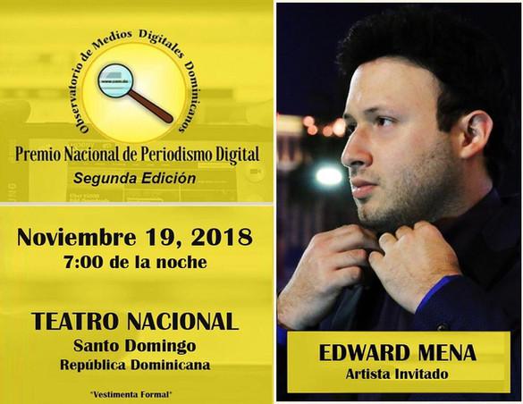 Artista Invitado - Teatro Nacional Santo