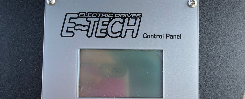 E-tech motor