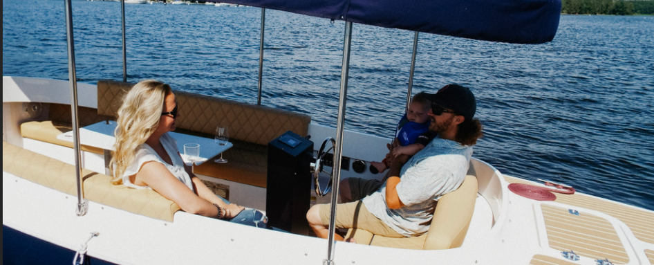 Family Fun on the Fantail