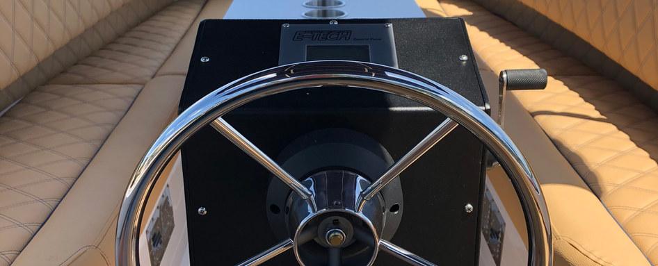 Fantail Steering Wheel