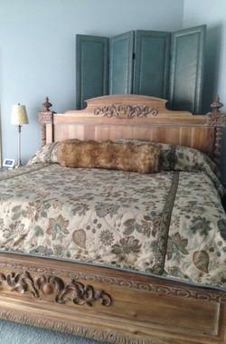 Custom Bedding
