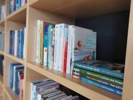 Meine Buchempfehlungen für Naturkosmetik und Kräuterkunde