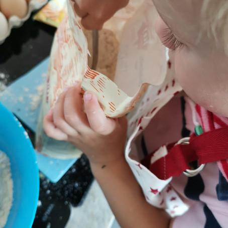 Zucchinischwemme - oder wie ich meinen Kindern Kuchen schmackhaft mache