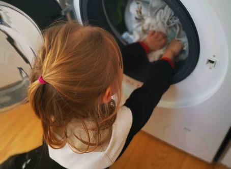 Mein umweltfreundliches Waschmittel - so geht´s