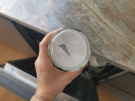 Rezept Spülmaschinenpulver