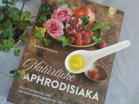 """""""Liebessalbe des Sultans"""" aus dem Buch Natürliche Aphrodisiaka von Gabriela Nedoma"""