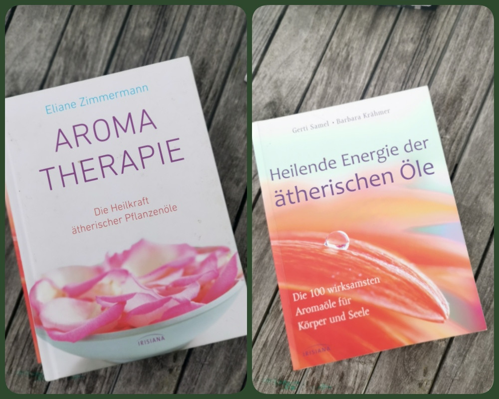 Buchempfehlungen Aromatherapie, Buchtipps Ätherische Öle